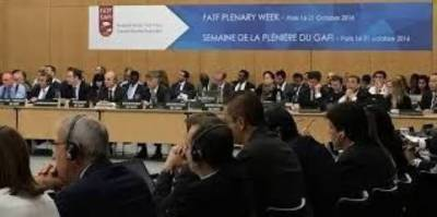 FATF starts discussing Pakistan for Counter Terrorism watch list