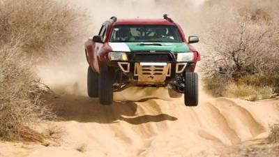 Final round of Cholistan Desert Rally underway