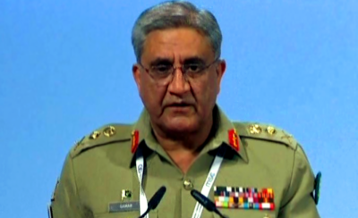 No militant camp in Pakistan after elimination of outlawed militant groups: COAS