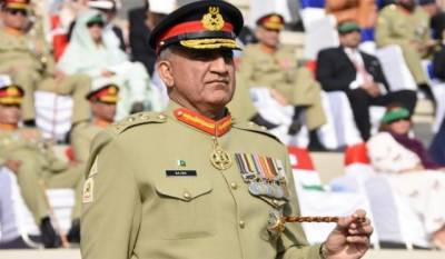 Out of last 131 terrorists attacks in Pakistan 123 were carried out from Afghanistan: COAS