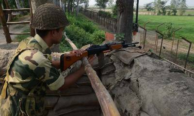Pakistan raises concerns over Indian cantonments and Air Bases along LoC