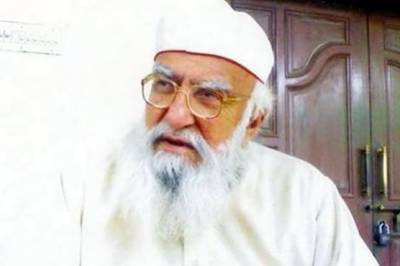 Pir Hameeduddin Sialvi suffers heart attack