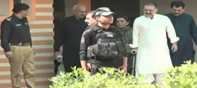 Sharjeel Memon shifted to jail from hospital on CJP order