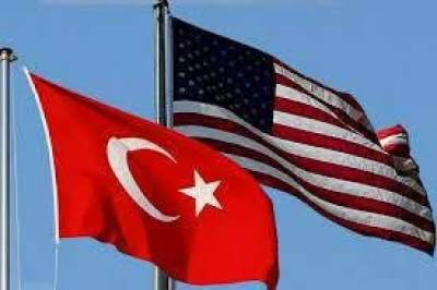 Turkey, US are agreed on 'normalising' relations: Turkish foreign minister