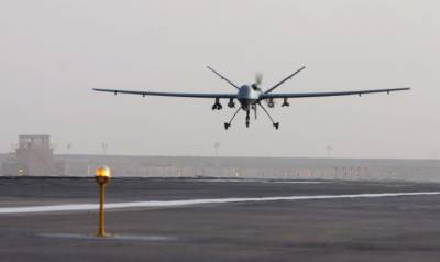 US drone strike near Pak Afghan border in Kunar kills 7 Daesh terrorists