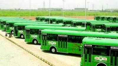 1st phase of Green Line Bus Rapid Transit System project to complete in May