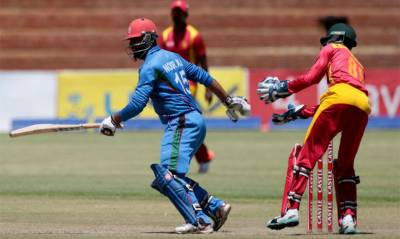 Afghanistan to face Zimbabwe in 5th ODI on Monday