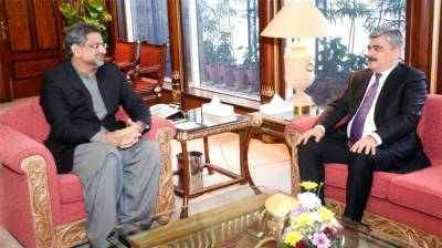 Azerbaijan reiterates Pakistan stance on occupied Kashmir