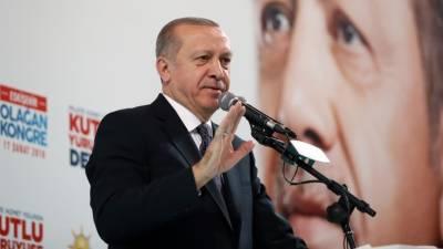 Erdogan vows to continue counter-terrorism efforts