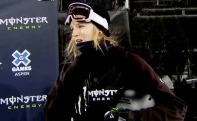 Freestyle skiing: Sharpe sets pace in halfpipe qualifying