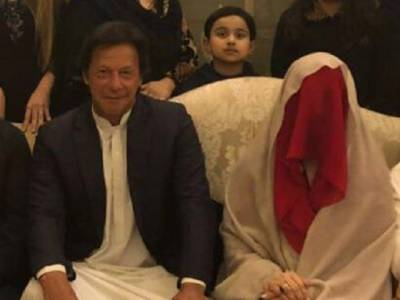 Imran Khan's first response after the marriage