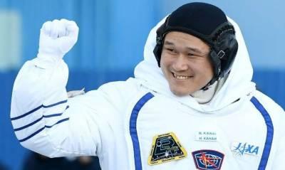 Japanese, US astronauts end spacewalk to fix robotic arm