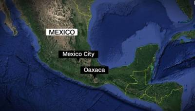 Magnitude 6.1 earthquake shakes Mexico City