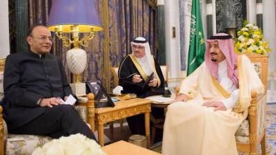 Saudi Arabia, India vow to enhance bilateral ties