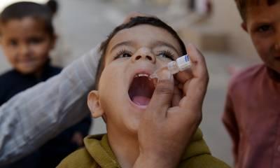 Seven-day anti-polio drive begins in Karachi