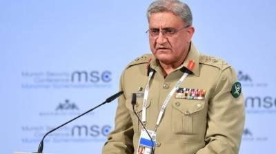 Terrorists having sanctuaries in Afghanistan planning & coordinating terror attacks against Pakistan: COAS