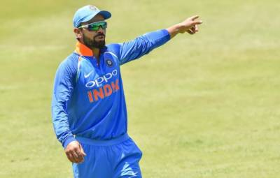 Virat Kohli injured in 1st T20 against South Africa