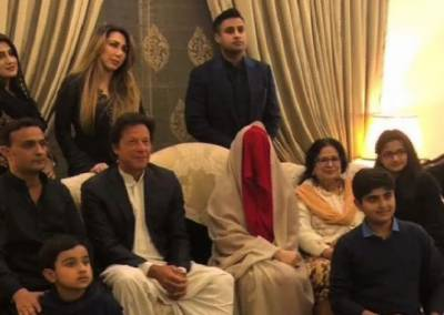 Will Imran Khan's third wife take part in politics