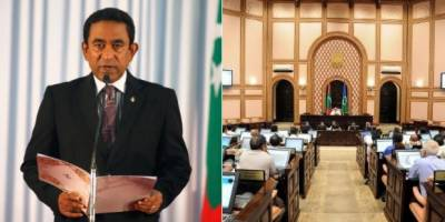 Maldives parliament approves extension of state of emergency