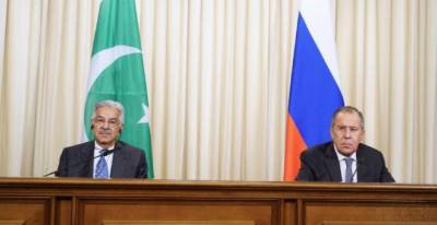 Pakistan, Russia agree to diversify cooperation in diverse fields