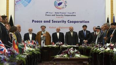 Second meeting of the Kabul Peace Process to be held in Afghanistan