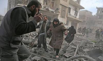 Situation in Syria's east Ghouta spiraling out of control, warns UN official