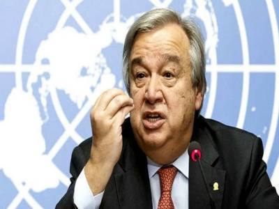 UN Chief expresses concern over escalating violence in Eastern Ghouta Syria
