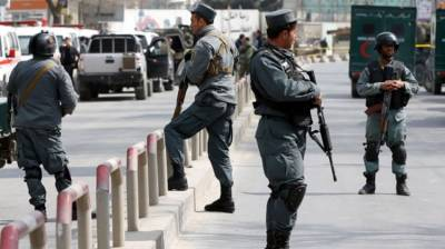Afghan Taliban attack police posts from all four sides, at least 8 police officers killed