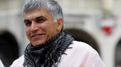 Bahrain sentences activist Rajab to 5 more years for tweets
