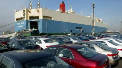 Cars Import policy changed: 7, 000 cars stuck at Karachi port to be released