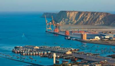 CPEC Western route completion report submitted in Senate