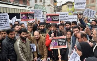 Indian Police arrests several resistance leaders in Srinagar