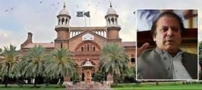 Nawaz Sharif de notification case heard in LHC