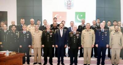 Pakistan - Turkey to take defence and security ties to a new era
