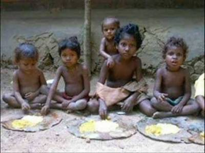 67 crore Indians are living below poverty: Report