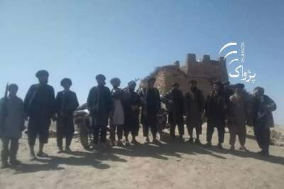 Afghan Taliban capture police checkposts in Faryab