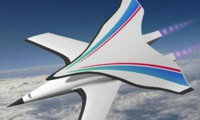 Beijing to New York in 2 hours: China unveils New hypersonic plane design