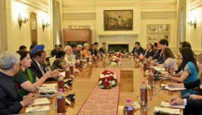 India - Canada sign six pacts to boost bilateral ties