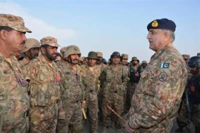Pakistan Army troops being sent to Saudi Arabia are not part of Islamic Military Alliance