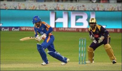 PSL-3: Karachi Kings thrash Quetta Gladiators