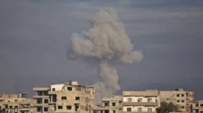 Saudi, UAE call on Syria to stop strikes on Eastern Ghouta
