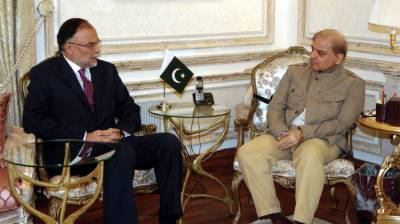 Interior Minister, CM Punjab discuss overall political situation