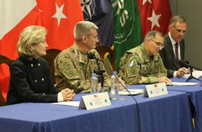 NATO to send more military troops to Afghanistan