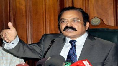 PML-N govt always respected honorable courts: Sanaullah