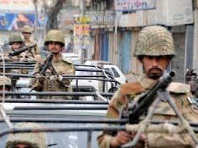 Rangers deployed at NAB Lahore Headquarters