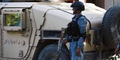 Suicide blast near NATO Headquarters in Kabul