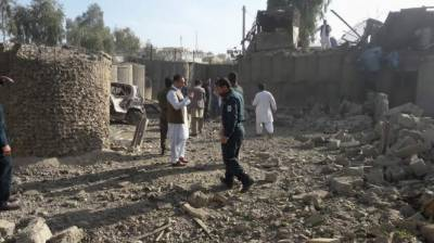 Three consecutive suicide blasts rock Afghanistan