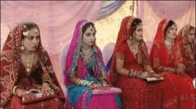 75 couples marry at Quetta mass wedding