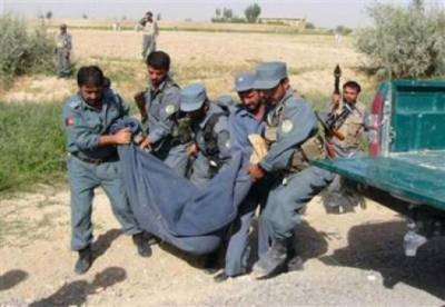 Afghan Taliban stormed police checkposts in Afghanistan