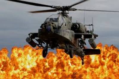 Indian Army issues order for US made AH-64E Apache combat Helicopters